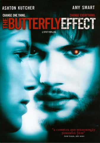 The Butterfly Effect (Bilingual) DVD Movie