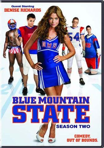 Blue Mountain State - Season Two DVD Movie