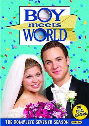 Boy Meets World - The Complete (7th) Seventh Season (Final Season) (Boxset) DVD Movie