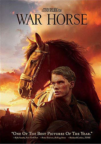 War Horse DVD Movie