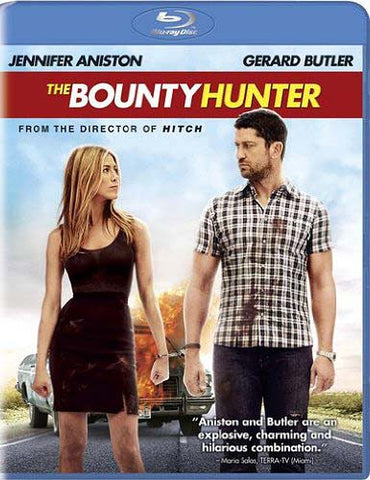 The Bounty Hunter (Blu-ray) BLU-RAY Movie