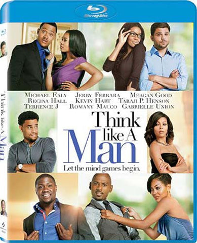 Think Like A Man (Blu-ray) BLU-RAY Movie