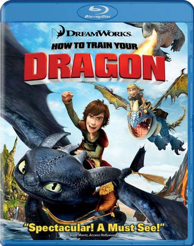 How To Train Your Dragon (Blu-ray) BLU-RAY Movie