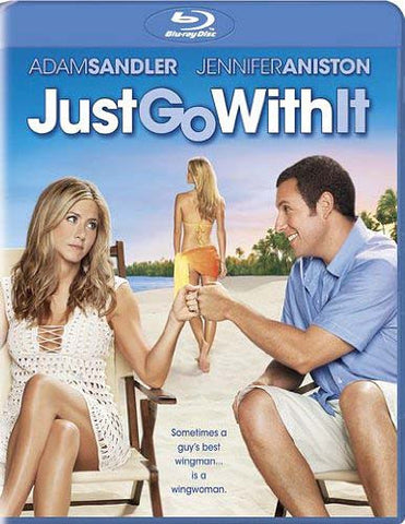 Just Go With It (Blu-ray) BLU-RAY Movie