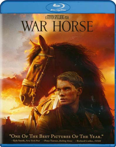 War Horse (Blu-ray) BLU-RAY Movie
