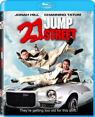 21 Jump Street (Blu-ray) BLU-RAY Movie