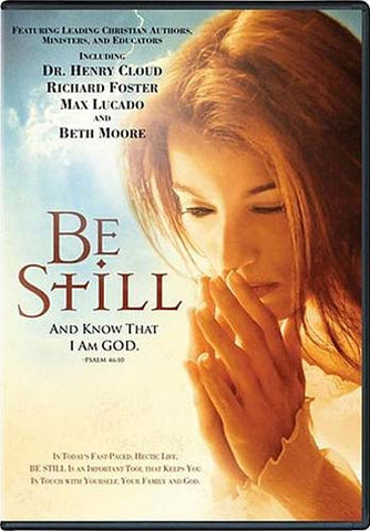 Be Still DVD Movie