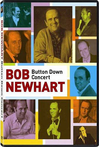 Bob Newhart - Button Down Concert DVD Movie