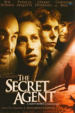 The Secret Agent DVD Movie