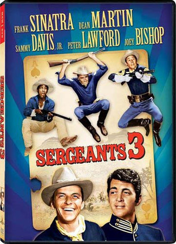 Sergeants 3 DVD Movie