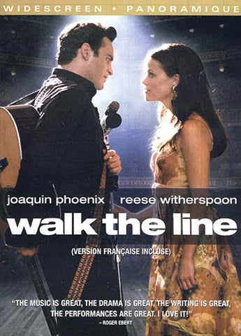 Walk the Line (Bilingual)(Widescreen Edition) DVD Movie