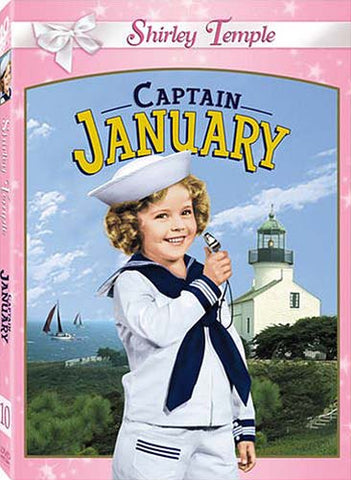 Captain January (Shirley Temple) DVD Movie