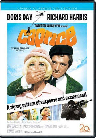 Caprice (Cinema Classic Collection) (Bilingual) DVD Movie