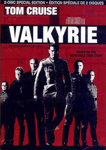 Valkyrie (2-Disc Special Edition) DVD Movie