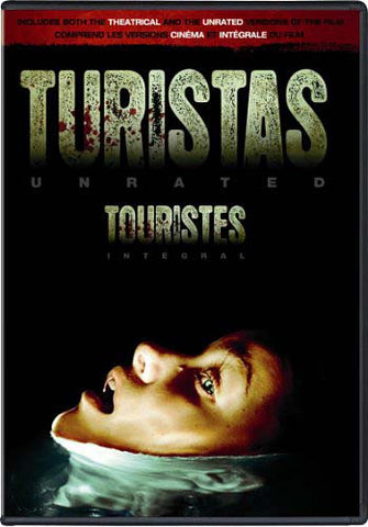 Turistas (Unrated)(Bilingual) DVD Movie