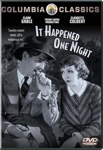 It Happened One Night DVD Movie