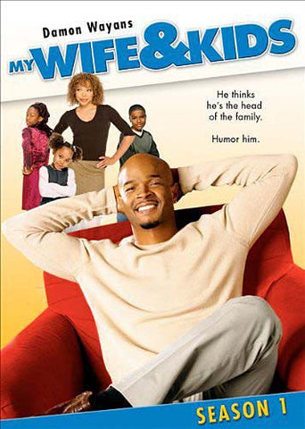 My Wife And Kids: Season One (1) (Boxset) DVD Movie