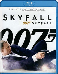 Skyfall (Blu-ray+DVD+Digital Copy) (Bilingual)(Blu-ray) (James Bond)