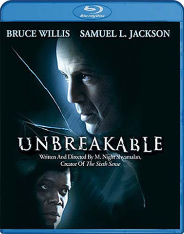 Unbreakable (Blu-ray) BLU-RAY Movie