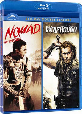Nomad Warrior / Wolfhound (Double Feature) (Blu-ray) BLU-RAY Movie