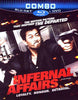 Infernal Affairs (DVD+Blu-ray Combo) (Bilingual) (Blu-ray) BLU-RAY Movie
