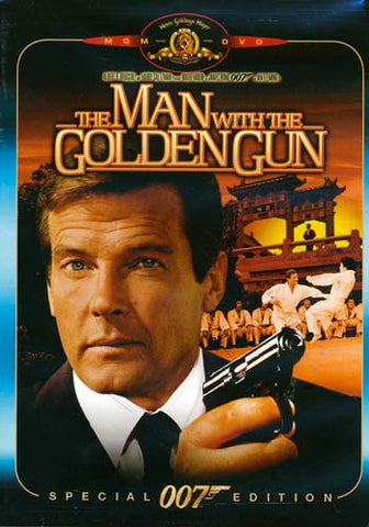 The Man With The Golden Gun (Special Edition) (James Bond) DVD Movie