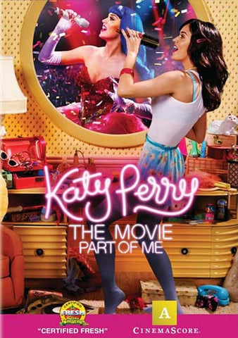 Katy Perry The Movie Part of Me DVD Movie