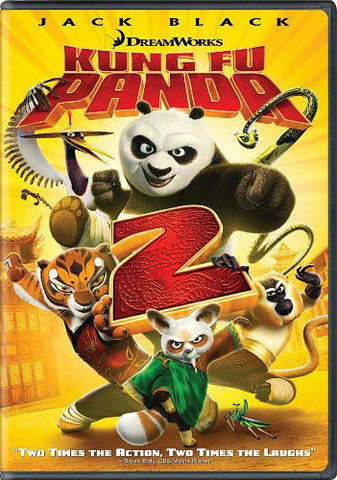 Kung Fu Panda 2 DVD Movie