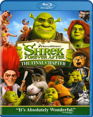 Shrek Forever After - The Final Chapter (Blu-ray)