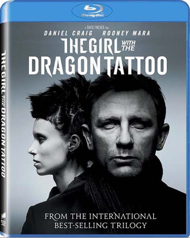 The Girl with the Dragon Tattoo (Daniel Craig) (Blu-Ray) BLU-RAY Movie