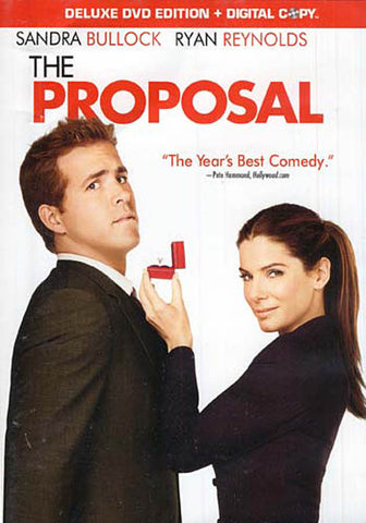 The Proposal (USED) DVD Movie