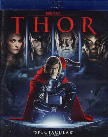 Thor (Blu-ray) BLU-RAY Movie
