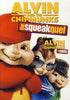 Alvin And The Chipmunks: The  Squeakquel DVD Movie