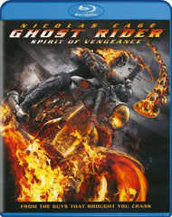 Ghost Rider Spirit of Vengeance (Blu-ray)