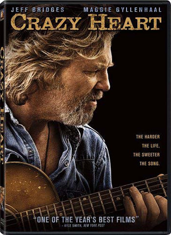 Crazy Heart DVD Movie