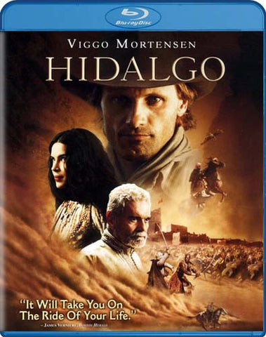 Hidalgo (Blu-ray) BLU-RAY Movie