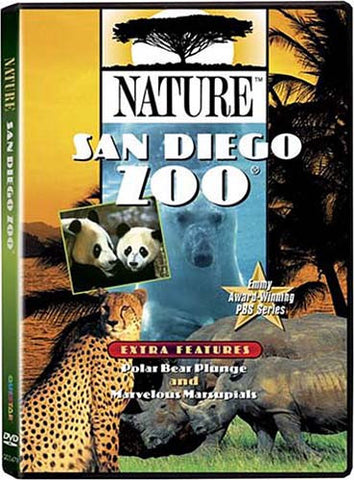 Nature - San Diego Zoo DVD Movie