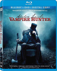 Abraham Lincoln - Vampire Hunter (Blu-ray + DVD + Digital Copy) (Blu-ray)