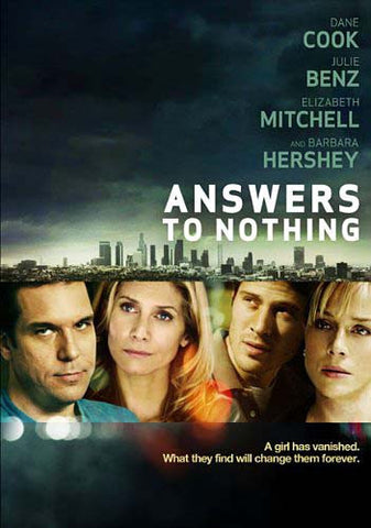 Answers to Nothing DVD Movie
