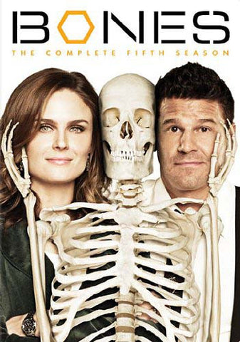 Bones - The Complete Fifth Season (Boxset) DVD Movie