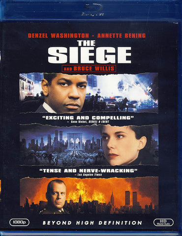 The Siege (Blu-ray) BLU-RAY Movie