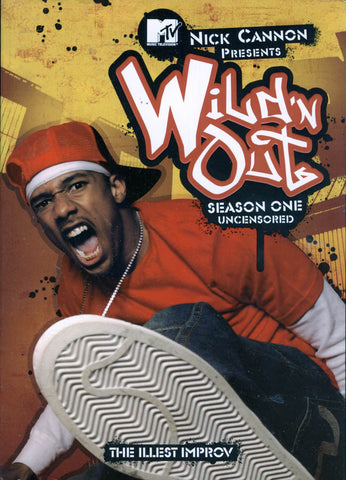 Wild 'N Out - Season One (Uncensored) (Boxset) DVD Movie