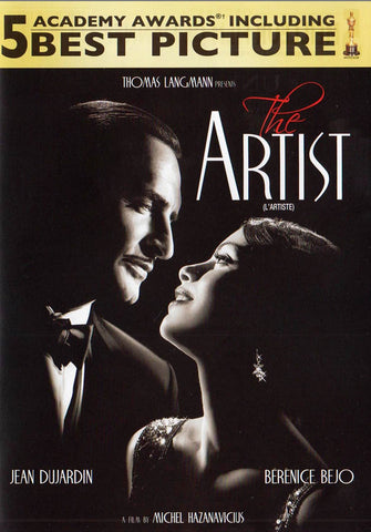 The Artist (Bilingual) DVD Movie