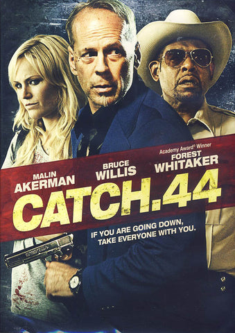 Catch .44 DVD Movie