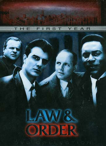 Law and Order The First Year (Boxset) DVD Movie