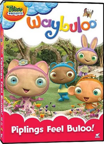 Waybuloo - Piplings Feel Buloo DVD Movie