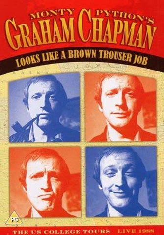 Monty Python's Graham Chapman - Looks Like A Brown Trouser Job DVD Movie
