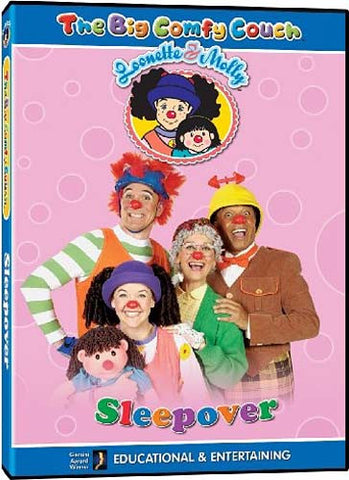 Big Comfy Couch: Sleepover DVD Movie