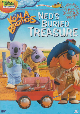 Koala Brothers: Ned s Buried Treasure DVD Movie
