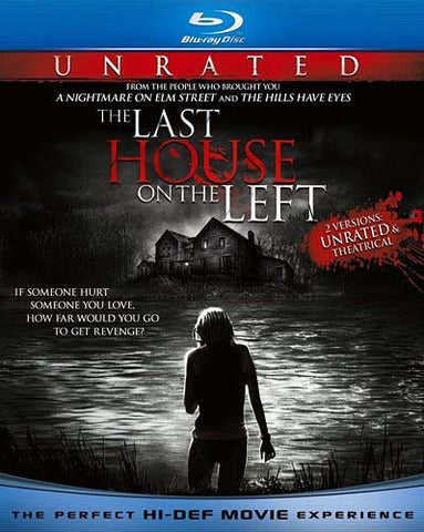 The Last House on the Left (Blu-ray) BLU-RAY Movie